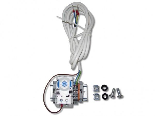 Schaltschrank Thermostat verkabelt 0-60°C