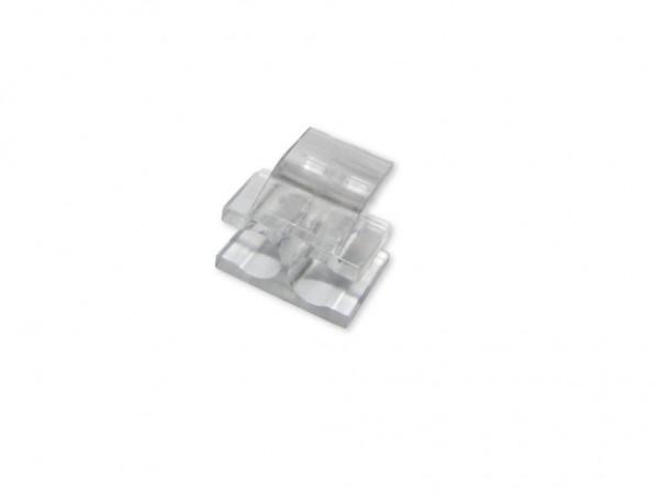 LC-duplex Clip transparent