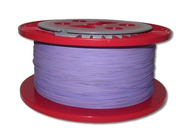 LWL Pigtailader 50/125µm OM2 trockene Kompaktader violett