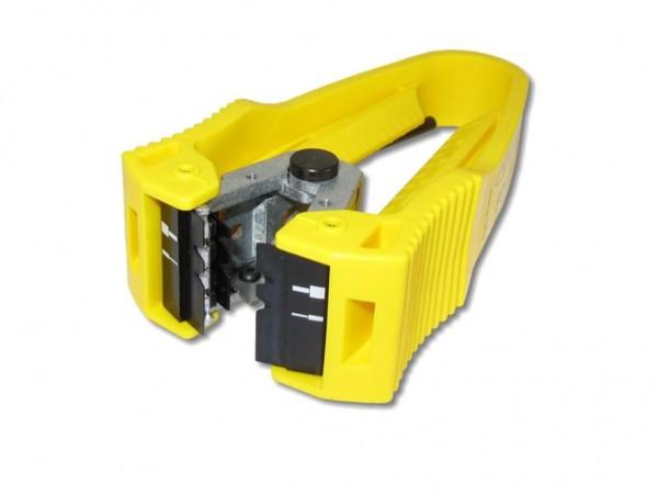 Miller FO-CF Center Feed Stripper 3-Loch LWL Absetzzange 125µm/250µm/3mm
