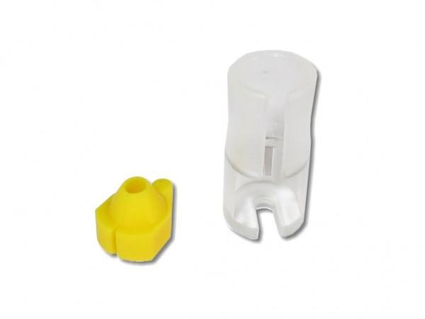 7mm teilbare Einzelzugabdichtung für 2.5mm Kabel - Filoform