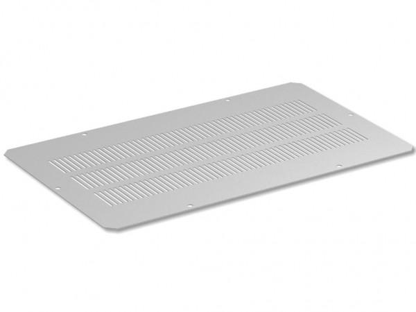 Abdeckplatte f. Dach/Boden 380x210 perforiert