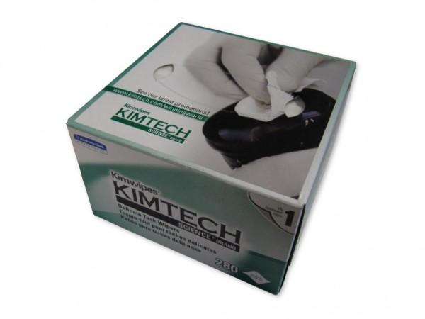 Kimtech 34155 Kimwipes 280 Tücher in Spenderbox