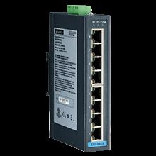 Advantech EKI-2528 8-Port 10/100Mbps unmanaged Fast Ethernet Switch