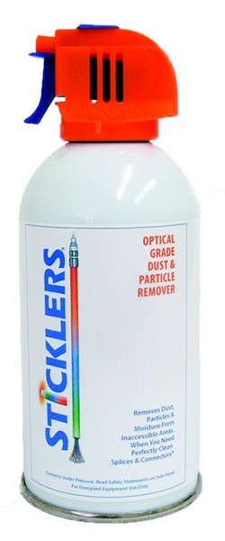 Sticklers Optical Grade Dust & Particle Remover - Druckluftspray