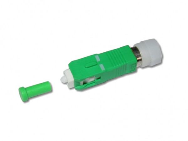 SC/APC male FC/PC female simplex Adaptor singlemode