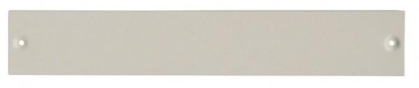Sockelblende für 800mm Schrank geschlossen, RAL7035