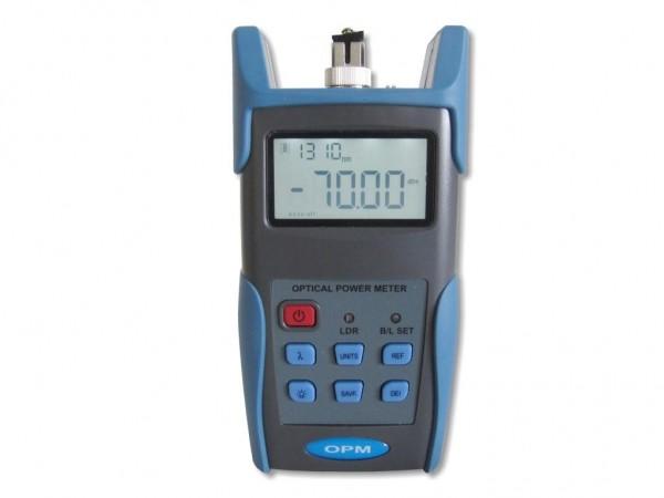 optisches Powermeter LWL Dämpfungsmessgerät mit Speicher