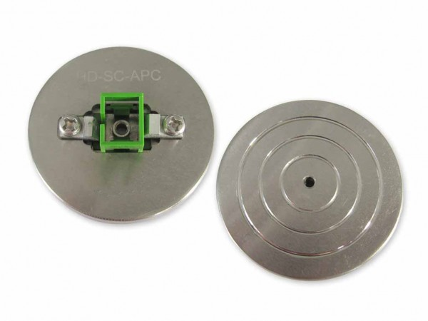 LWL Polierscheibe für SC/APC 8° Stecker polishing puck disc
