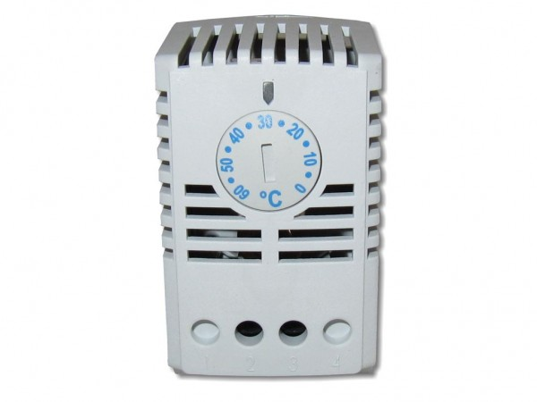TRS 60 Schaltschrank Thermostat Schließer
