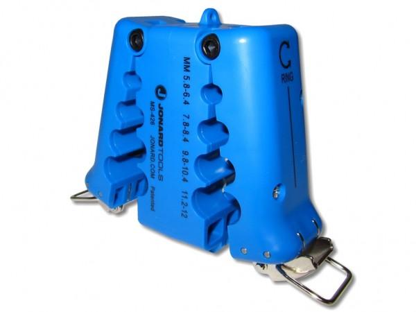 Jonard MS-426 Mid-Span Split & Ring Tool zum Anschneiden / Splitten / Absetzen von LWL Kabel 5.8 - 12mm