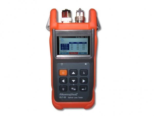 LWL Dämpfungsmessgerät und und ORL-Tester Shineway
