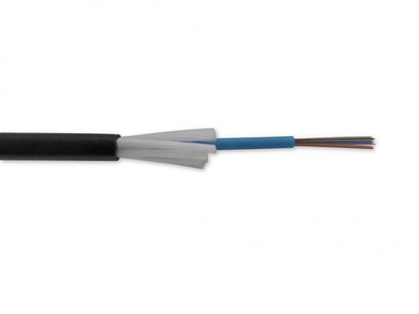 19m A-DQ(ZN)B2Y 8 G50/125µm OM2 LWL Außenkabel