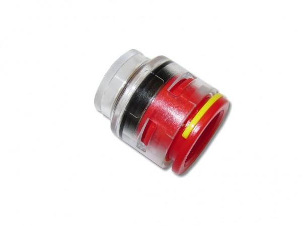 14mm Endstopfen für Mikrorohe Endverbinder mit Clips