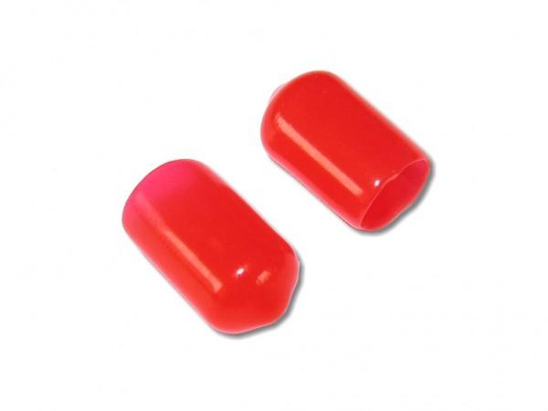 100er Pack Endkappen für 10mm Mikrorohre