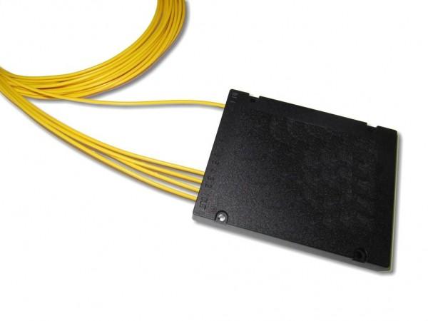 PLC Splitter 1x4 9/125µm G657A1 (ohne Stecker)