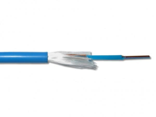 111m A/I-DQ(ZN)BH 4 G50/125µm OM2 LWL Universalkabel Restposten