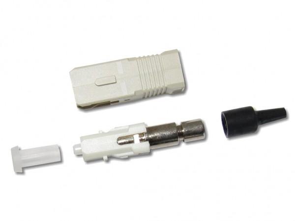 SC-Stecker multimode für 0,9mm Ader