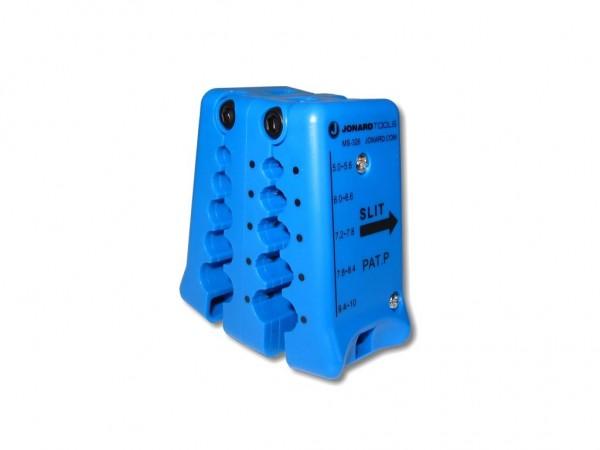 Jonard MS-326 Mid-Span Split & Ring Tool zum Anschneiden / Splitten / Absetzen von LWL Kabel