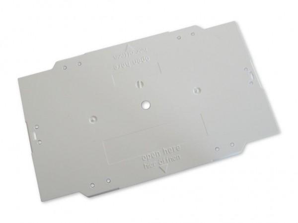 Deckel für Spleißkassette Kunststoff beige
