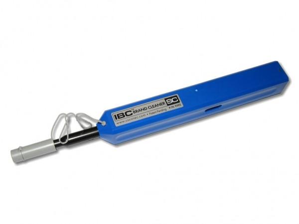IBC one Click Cleaner 2.5mm für ST/SC/FC/E2000 etc., LWL Reinigungsstift, Tip Pen