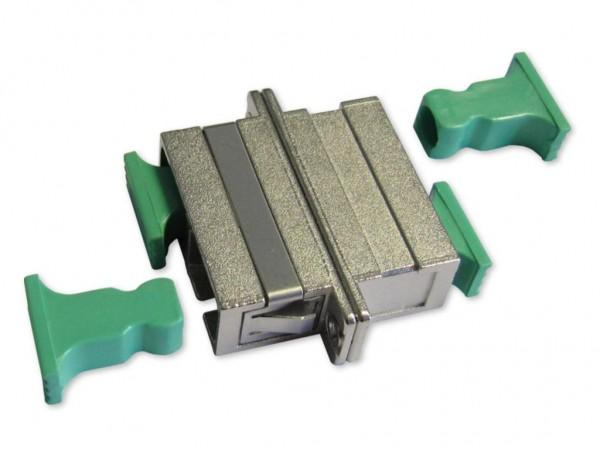 SC/APC-SC/APC duplex LWL Kupplung singlemode