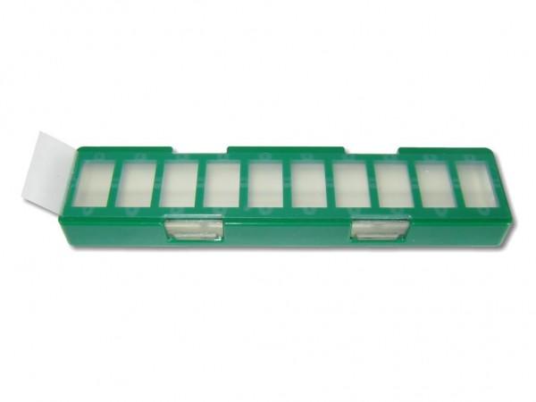 MPO Plus Gel Pad Cleaner MPO/MTP Gel Steckerreinigungspad