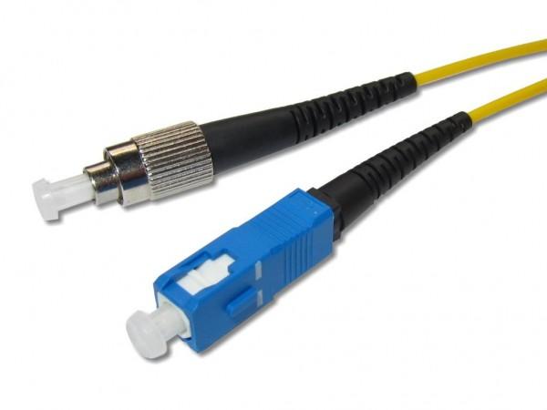 FC/PC - SC simplex LWL Patchkabel 9/125µm G.657A1