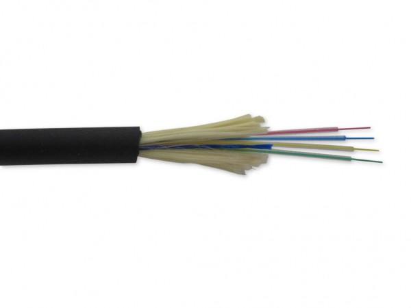 LWL Mobilkabel singlemode I/A-VQ(ZN)11Y 4E9/125µm OS2