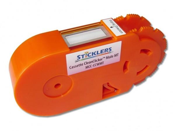 Sticklers CleanClicker Male MT LWL Reinigungskassette