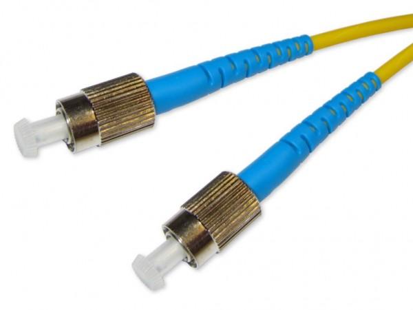 FC/PC - FC/PC simplex LWL Patchkabel 9/125µm G.657A1