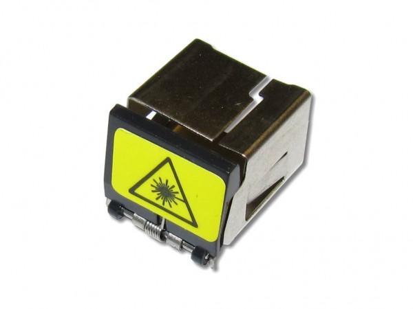 externer Laser Shutter für SC simplex Kupplung