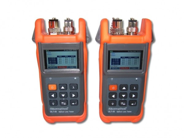 LWL Bidirektionales Loss Test Set und ORL Tester 1310/1550/1625nm All-in-one