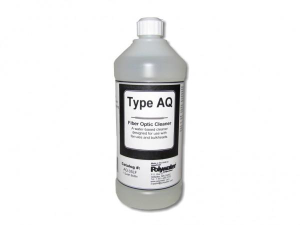 AquaKleen AQ-35LF Dosierflasche 0,95l LWL Reinigungsflüssigkeit auf Wasserbasis