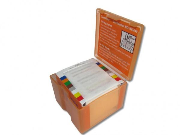 Sticklers CleanWipes 640 - LWL Reinigungswürfel in Kunststoffbox