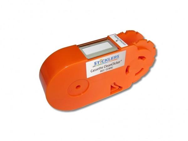 Sticklers LWL Reinigungskassette