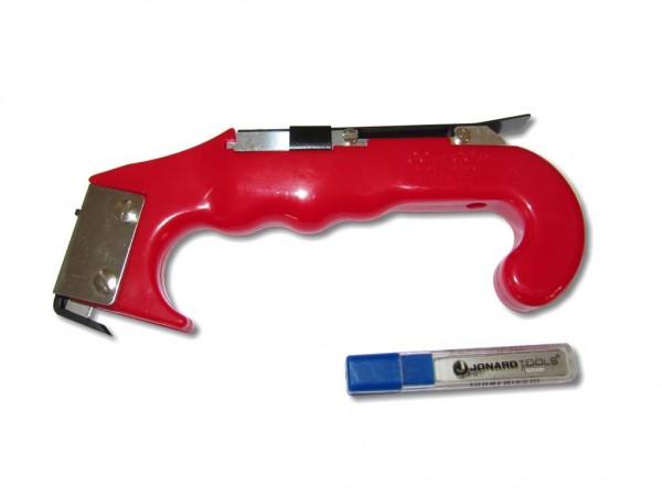 Jonard JIC-4366 Mantelschneider Längs- und Ringschnitt cable slit & ring tool