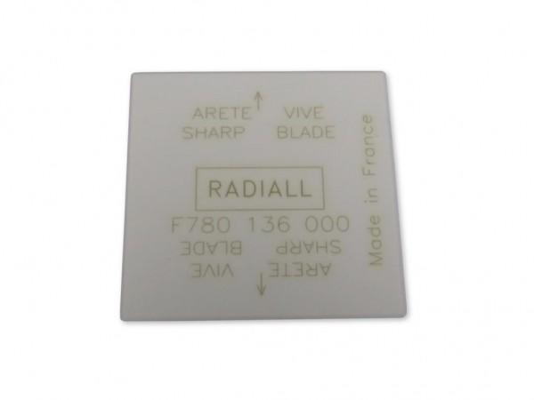 LWL Keramik Ritzklinge Radiall