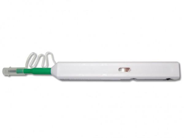 LWL Click Cleaner 2.5mm für ST/SC/FC/E2000 etc., LWL Reinigungsstift 800 Reinigungen