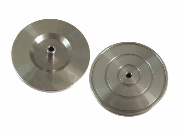 LWL Universal Polierscheibe für 2.5mm Ferrulen ST/SC/FC/DIN Stecker