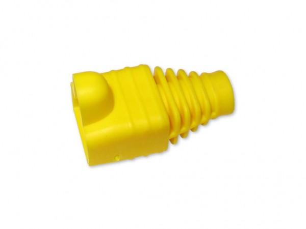 RJ45 Knickschutz für AMP EMT-Plug, gelb
