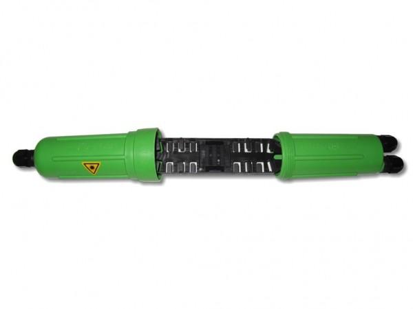 Friedl Muffe LWL Glasfaser Abzweigmuffe bis 24 Fasern