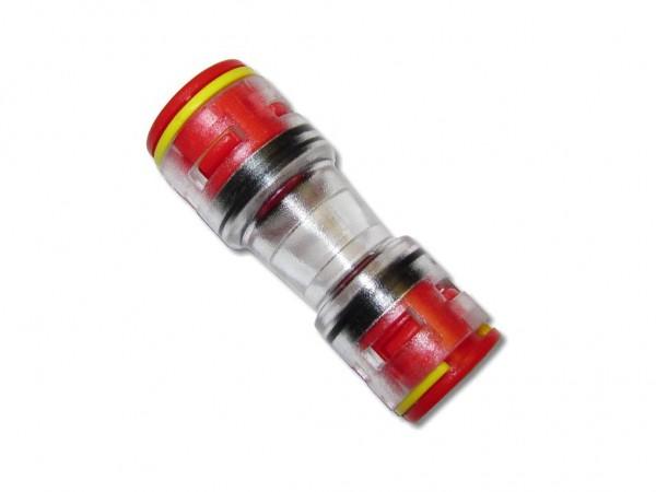 Mikrorohr reduzierung 12 auf 10 mm adapter