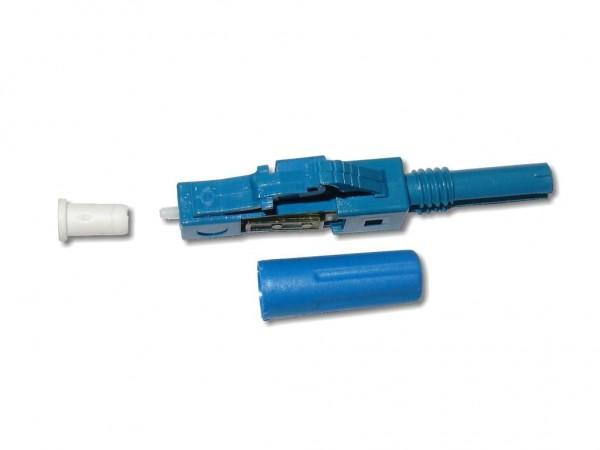 feldkonfektionierbarer LWL LC Stecker singlemode für 2mm Kabel