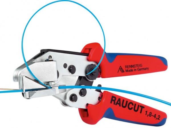 RAUCUT 1 Kit Bündelader Anschneidewerkzeug 1.8-4.2mm im Kunststoffkoffer