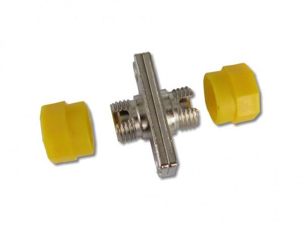 FC/PC Kupplung multimode/singlemode Flanschbefestigung (für SC-simplex Lochung)