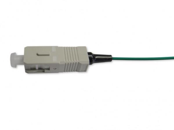 SC Pigtail multimode 50/125µm OM2, 2m