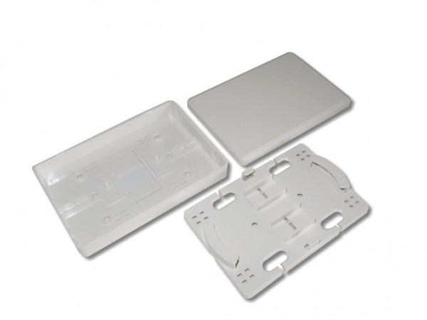 LWL Mini Wandbox 4 SC simplex oder LC duplex
