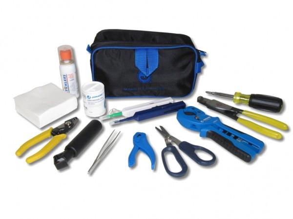 LWL Werkzeugkit & Reinigungsset zum Spleißen - Basic Splice Tools