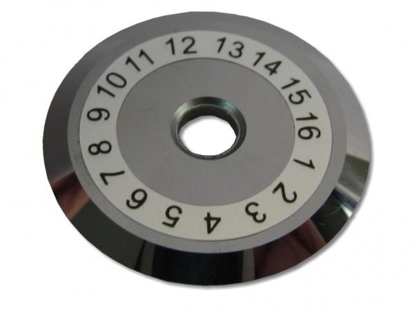 Ersatzklinge / Schneidrad / Blade für INNO Cleaver V7 VF15H VF77/78